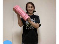 ヒルナンデス!で村山巧さんが和牛水田さんと一緒に紹介されたフォームローラーを使った、ほぐし動画(ローラー付き)の取り扱いを始めました!